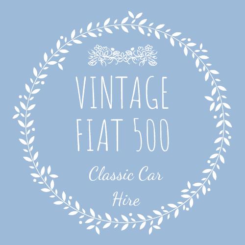 Vintage Fiat 500