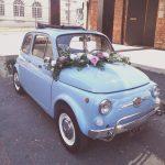 Fiat 500 Leeds Civic Hall